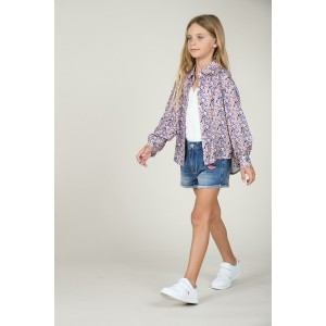 FILLE SHORTS DENIM MINI MOLLY